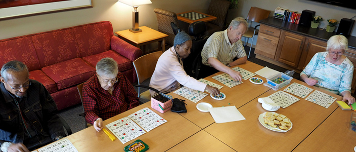 Deerwood Crossing Senior Residences: Calendar